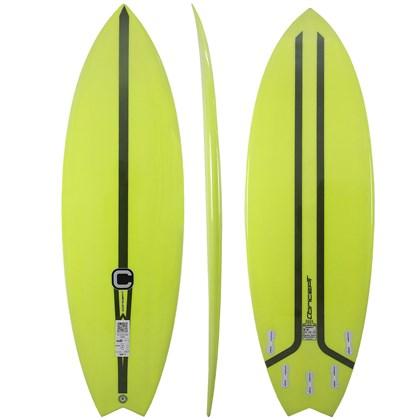 Prancha de Surf Concept Summer X 5.8 Amarela