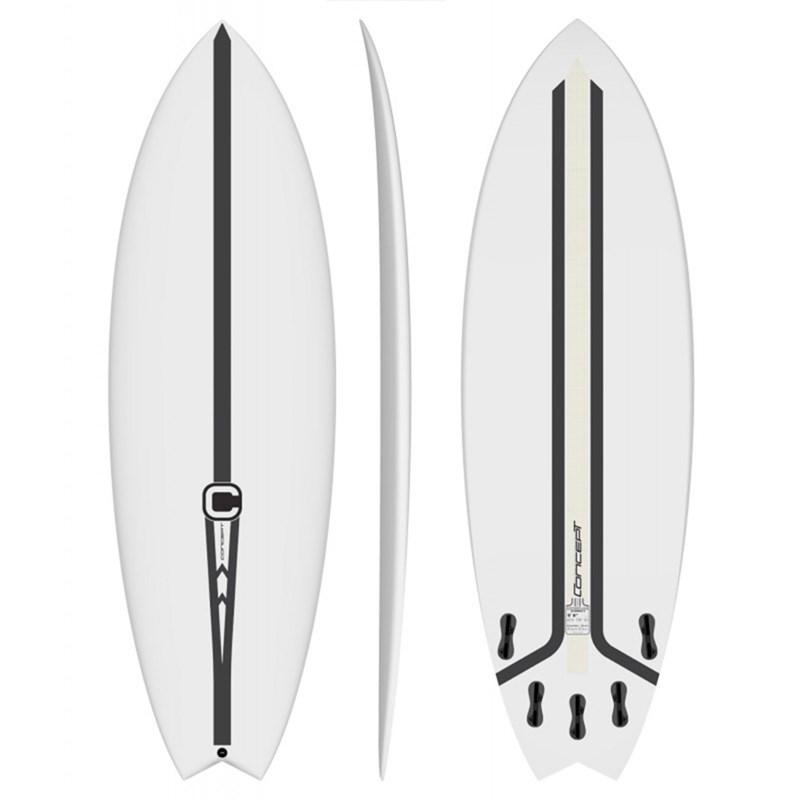 Prancha de Surf Concept Summer X 5.9