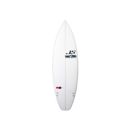 PRANCHA DE SURF JS SURFBOARDS BLAK BOX 5.10