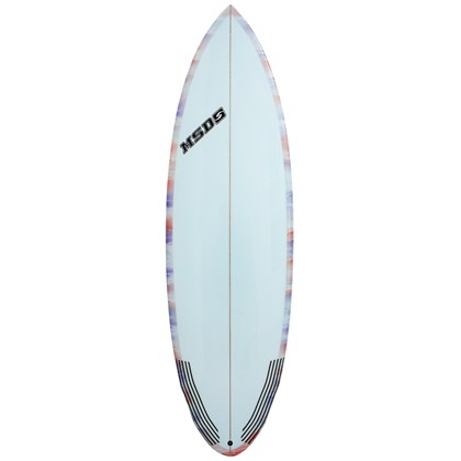 Prancha de Surf MSD Surfboards D-Men 6.2