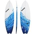 Prancha de Surf MSD Surfboards Fish 5.11