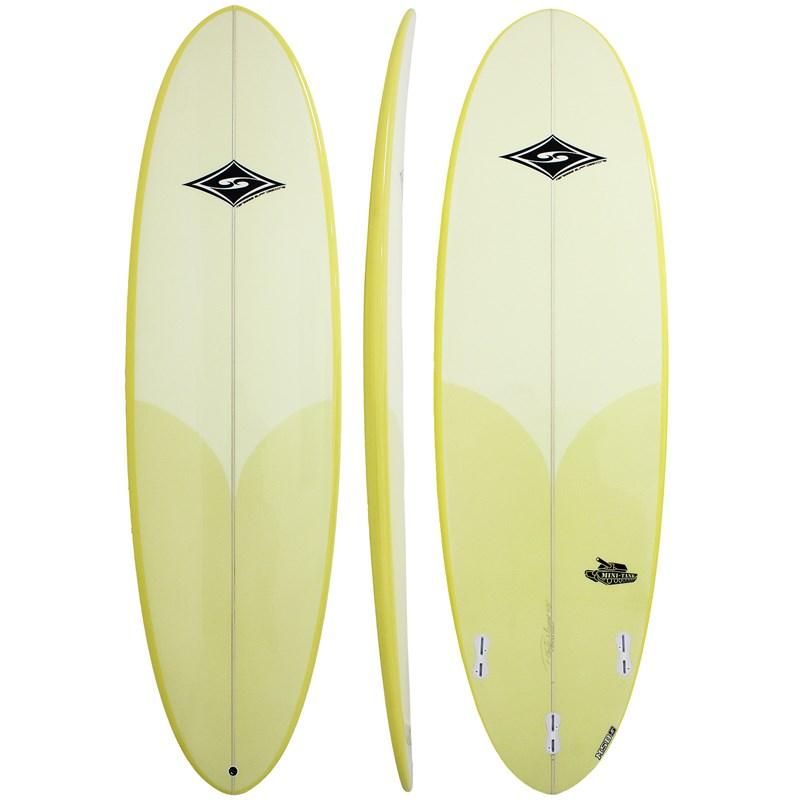 Prancha de Surf MSD Surfboards Mini Tank 6.8
