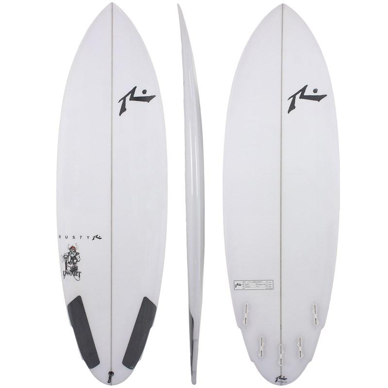Prancha de Surf Rusty Dwart 6.0 FCS 2