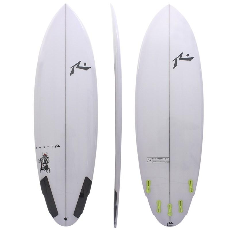 Prancha de Surf Rusty Dwart 6.4 FCS 2