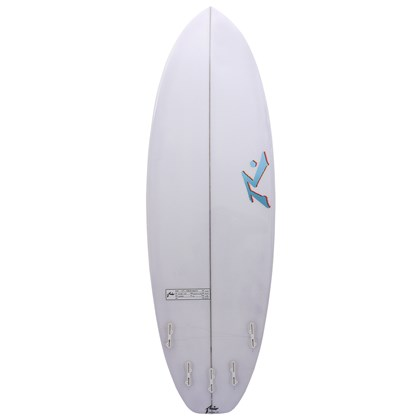 Prancha de Surf Rusty Dwart Too 5.10 FCS 2