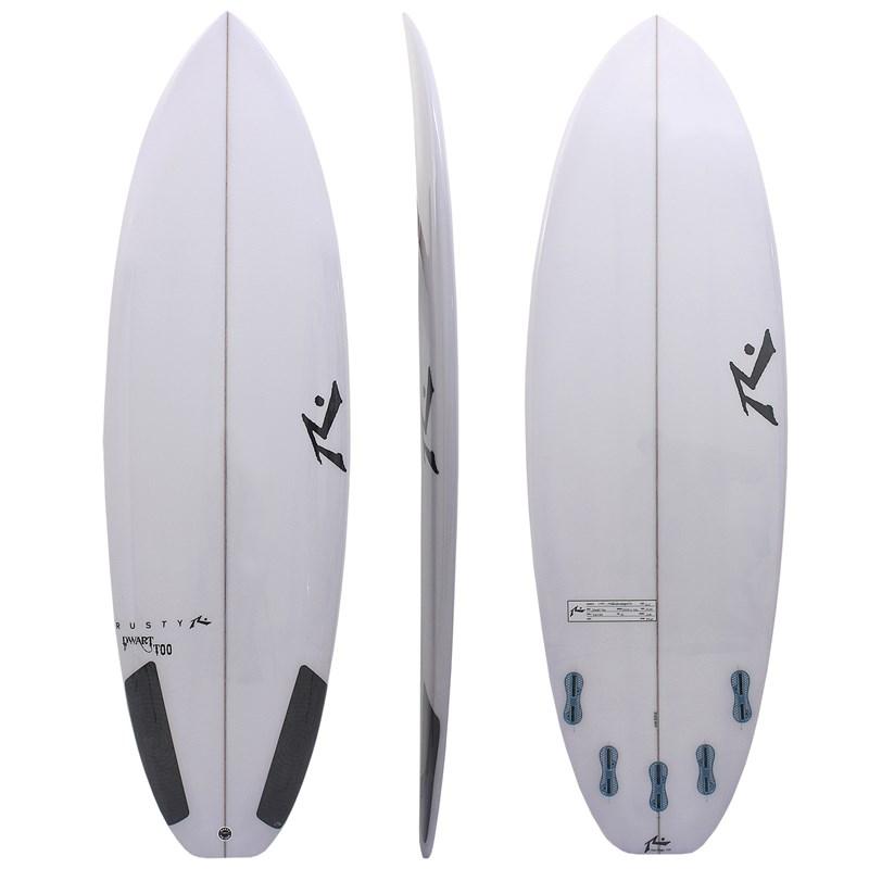 Prancha de Surf Rusty Dwart Too 6.0 FCS 2