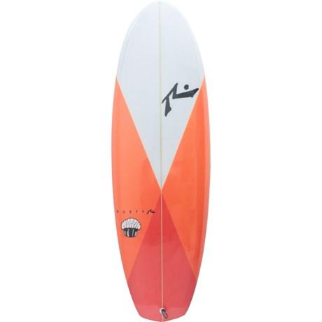 Prancha de Surf Rusty Muffin Top 5.8 FCS 2