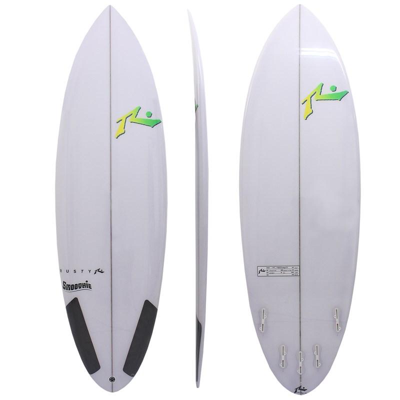 Prancha de Surf Rusty Smoothie 5.11 FCS 2