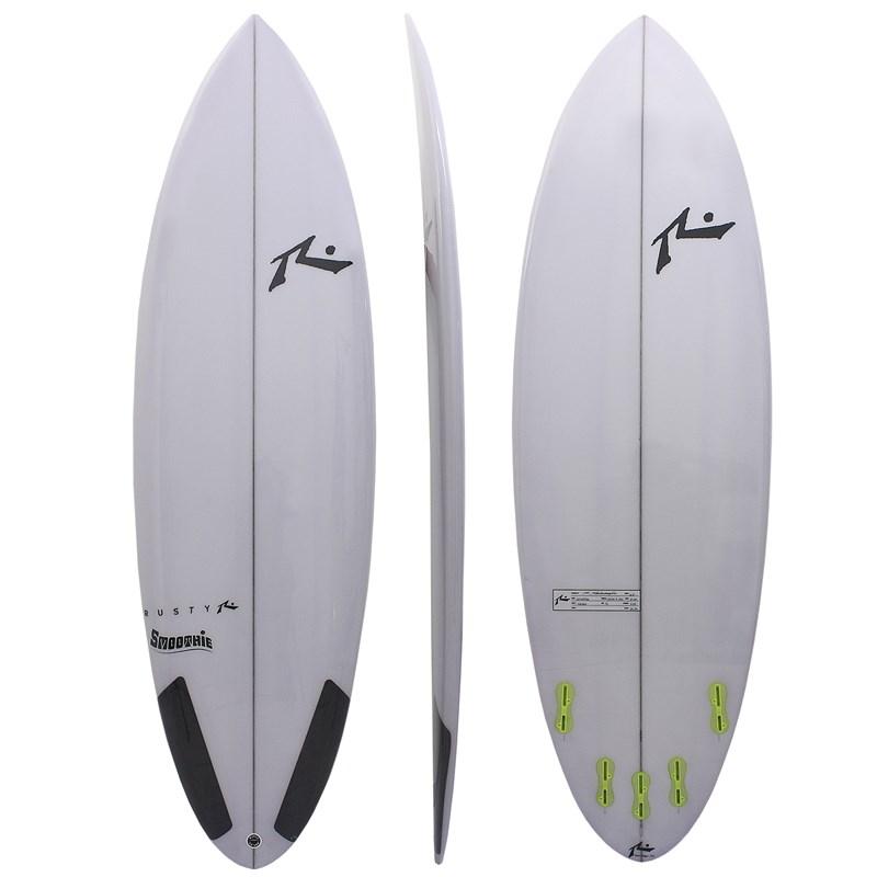 Prancha de Surf Rusty Smoothie 6.2 FCS 2