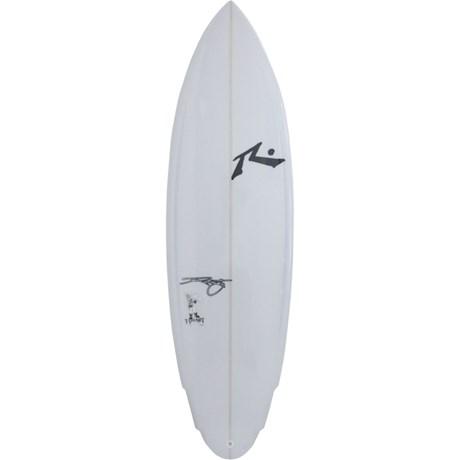 Prancha de Surf Rusty T-Dwart 5.11