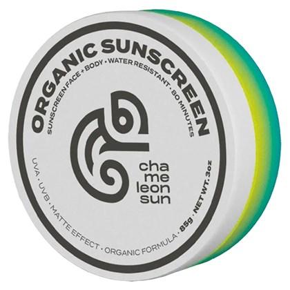 Protetor Solar Chameleon Sun Orgânico Cammy SPF 30+