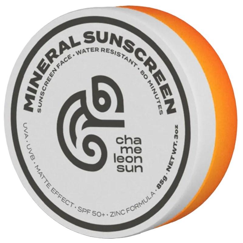 Protetor Solar Facial Chameleon Sun Mineral SPF 50+ Cammy Desert