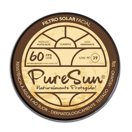 Protetor Solar Facial Pure Sun Clássico