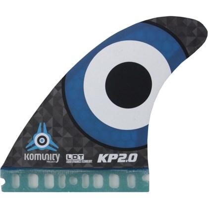 Quadriquilha Komunity Project KP 2.0 Azul