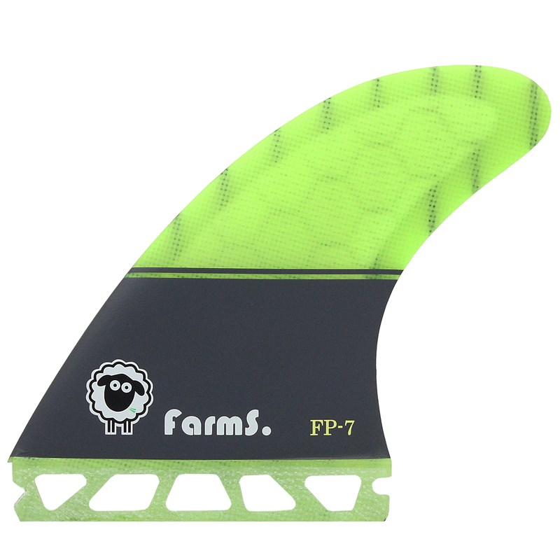Quilha Farms FP-7 Carbon Large