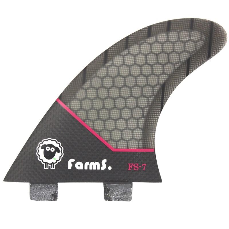 Quilha Farms FS-7 Carbon Large