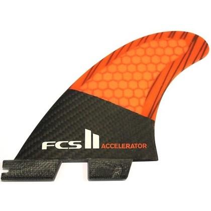 Quilha FCS 2 Accelerator PC Carbon Medium