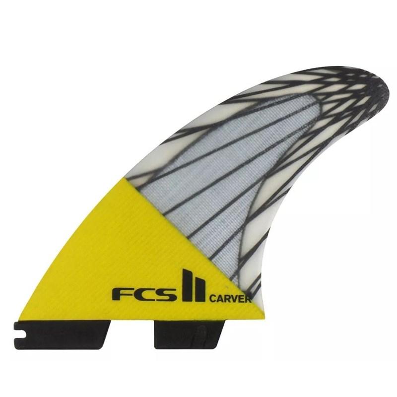 Quilha FCS 2 Carver PC Carbon Medium