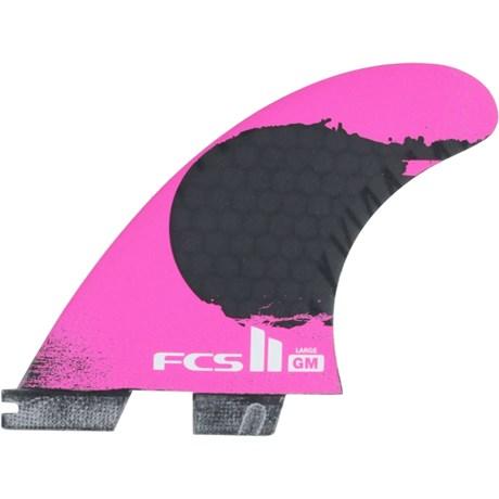 Quilha FCS 2 Gabriel Medina Athlete Series Performance Core Carbono