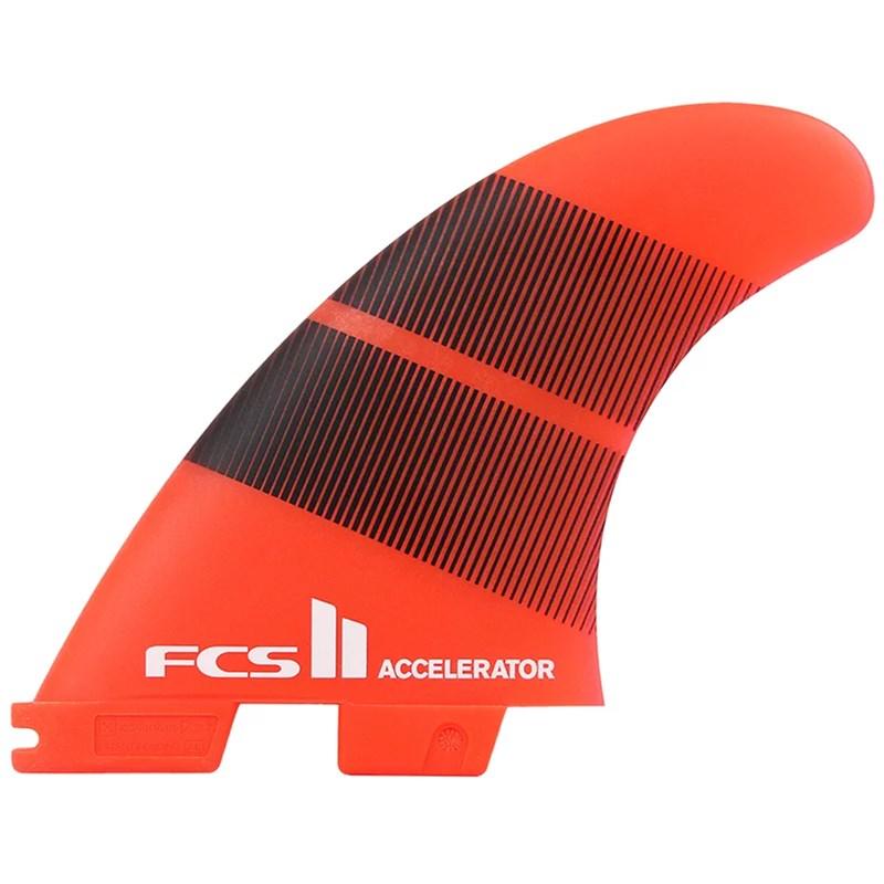 Quilha FCS II Accelerator Neo Glass Media