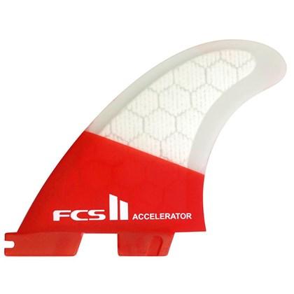Quilha FCS II Accelerator Performance Core Media