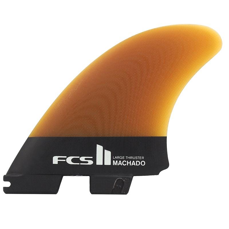 Quilha FCS II Rob Machado Tri Keel Performance Glass Large