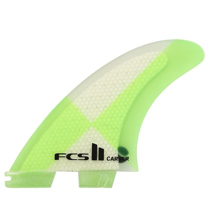 Quilha FSC II Carver Thruster Média Performance Core Green