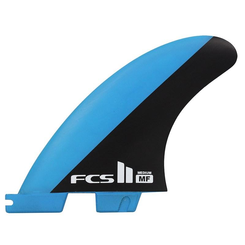 Quilha FSC II Medium Mick Fanning MF Performance Core Blue Black