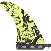 QUILHA SHAPERS FINS 7 SKULLZ WATER