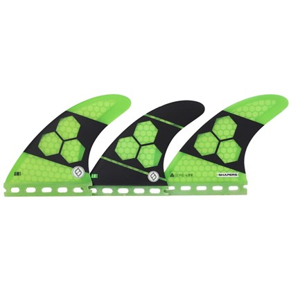 Quilha Shapers Fins AM-1 Core Lite Medium