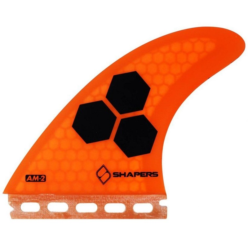 QUILHA SHAPERS FINS AM-2 CORE-LITE LARGE