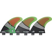 Quilha Shapers Fins S-3 Small Spectrum Series