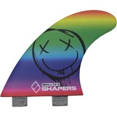 Quilha Shapers Fins S-3 Smiles Collection Small