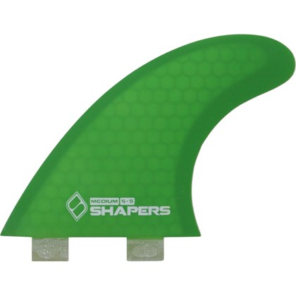 Quilha Shapers Fins S-5 Core-Lite Medium