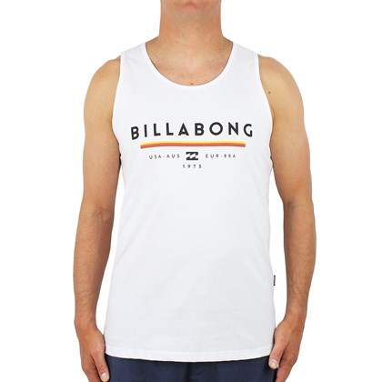 Regata Billabong Unity Branca