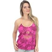 Regata Hang Loose Maui Feminina Pink Tie Dye