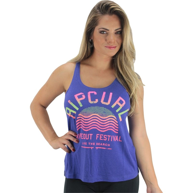 REGATA RIP CURL WIPED OUT FEMININA PURPLE