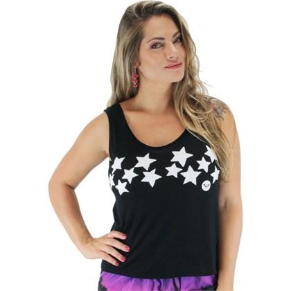 Regata Roxy Pack Of Stars Feminina Preta