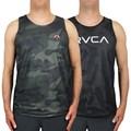 Regata RVCA Dupla Face Bruce Sport Camo