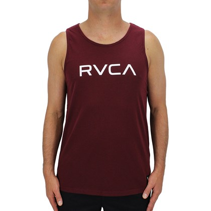 REGATA RVCA Sport BIG  TANK TAWNY PORT