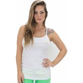 Regata Volcom Basic One Feminina Branca