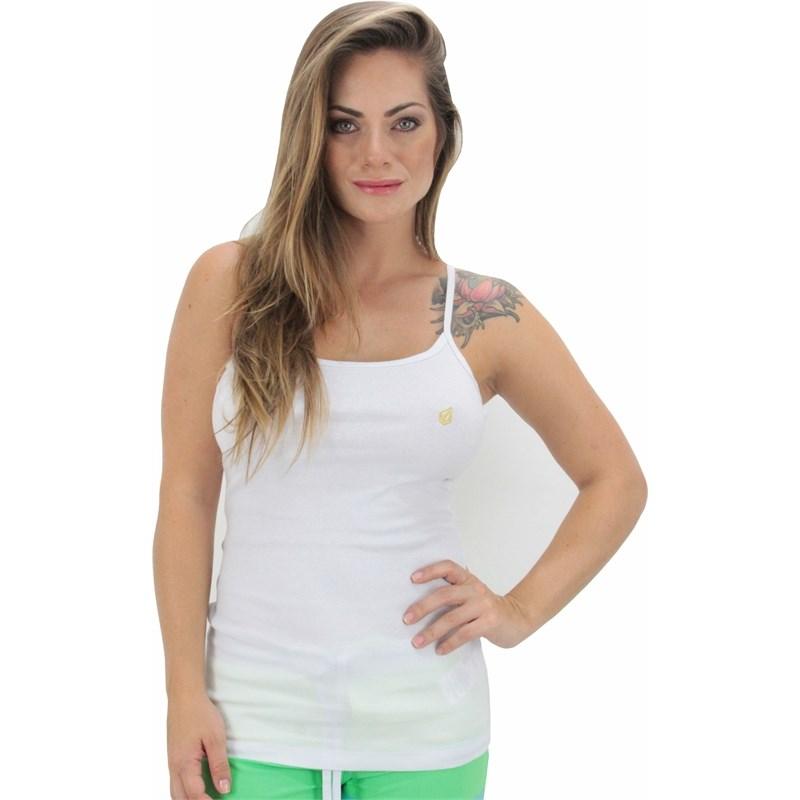 Regata Volcom Basic One Feminina Branca