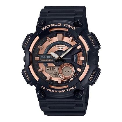 Relógio Casio AEQ-110W-1A3CDF