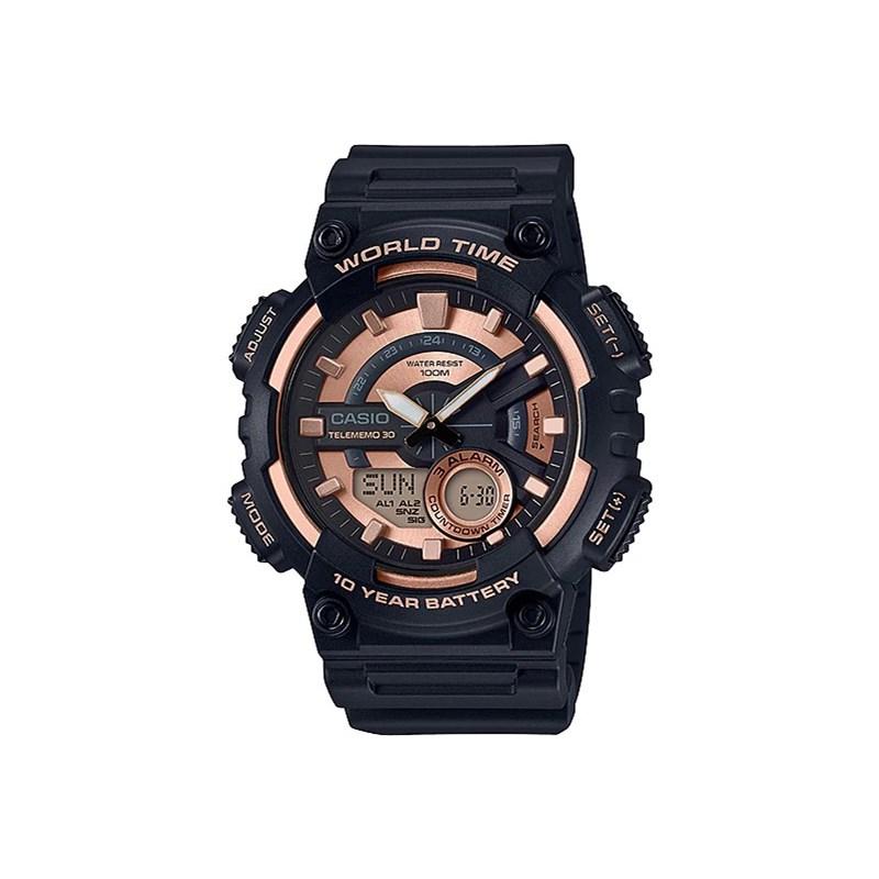 Relógio Casio AEQ-110W-1A3VDF