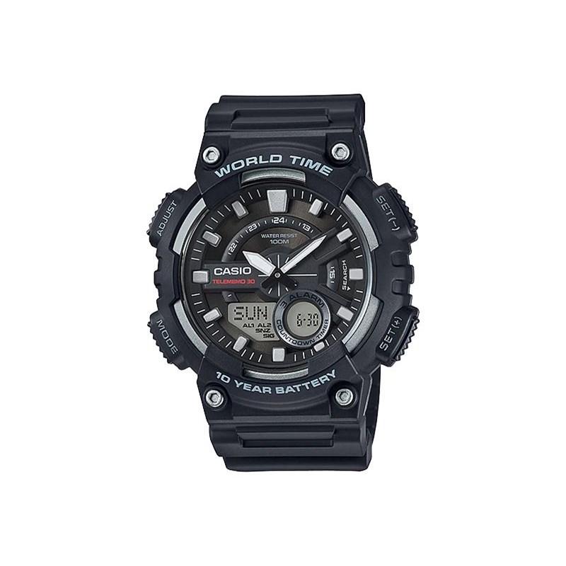 Relógio Casio AEQ-110W-1AVDF