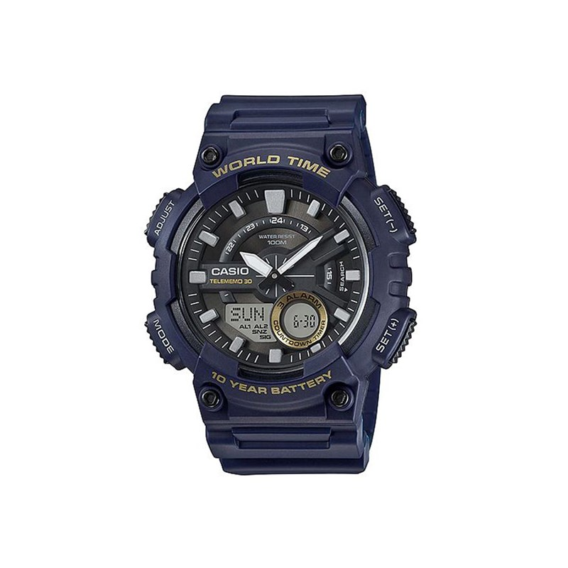 Relógio Casio AEQ-110W-2AVDF