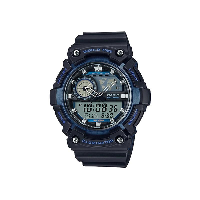 Relógio Casio AEQ-200W-2AVDF