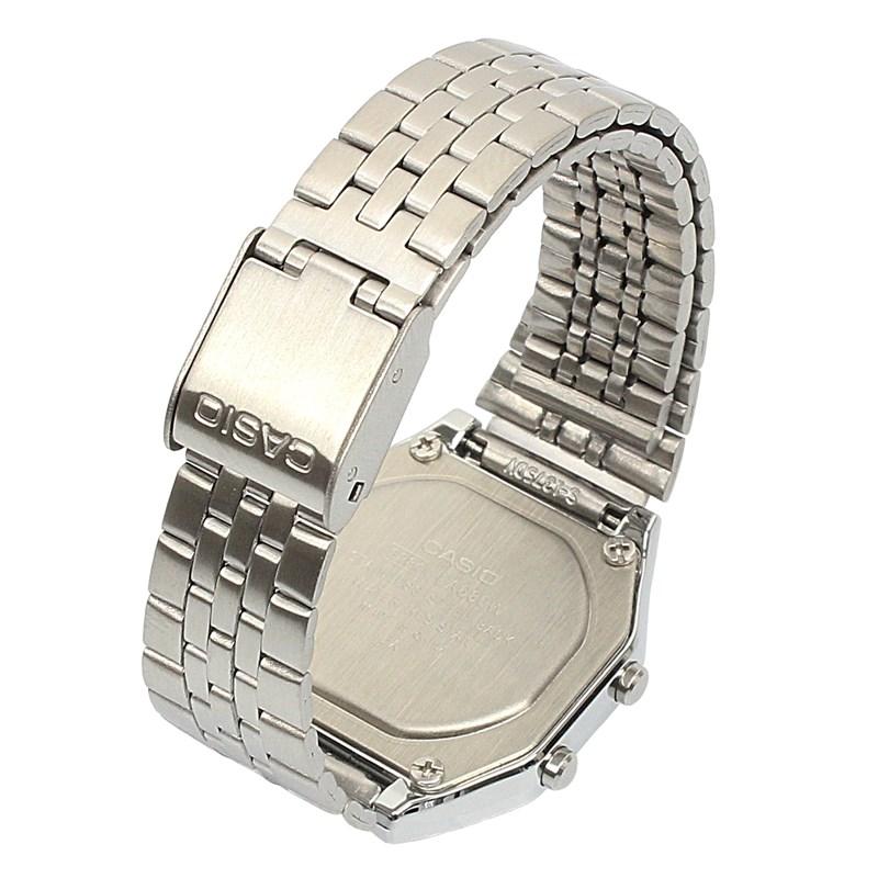 Relógio Casio LA680WA-1BDF Feminino