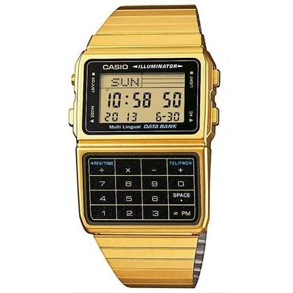 Relógio Casio Masculino Data Bank DBC-611G-1DF