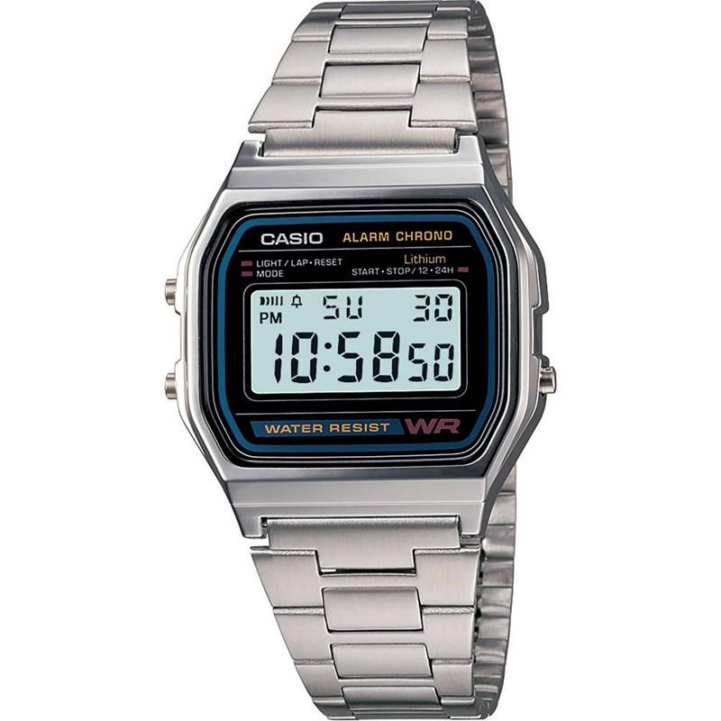 Relógio Casio Vintage A158WA-1DF